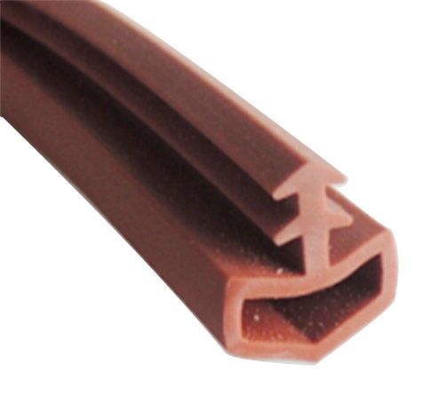 wooden and aluminimum door window bottom pvc edge trim seal