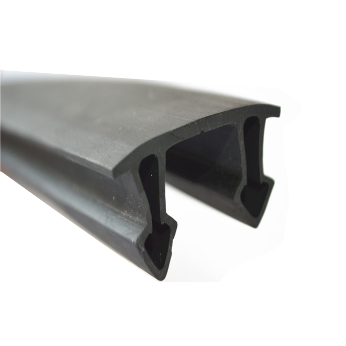 Aluminum Alloy Weatherstrip For Windows And Doors
