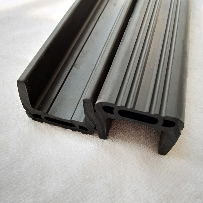 Glazing Gaskets Epdm Solid Rubber Channel Strip Seashore